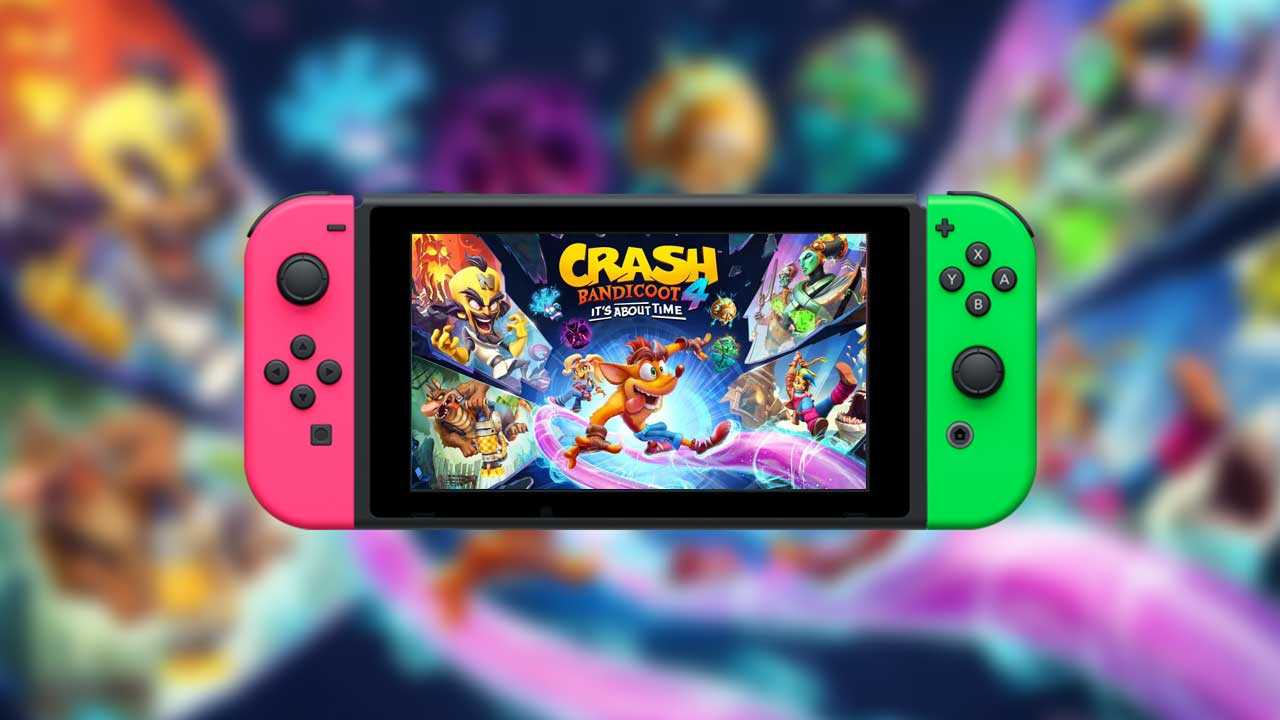 Recenzja_Crash_Bandicoot_4_Switch_01