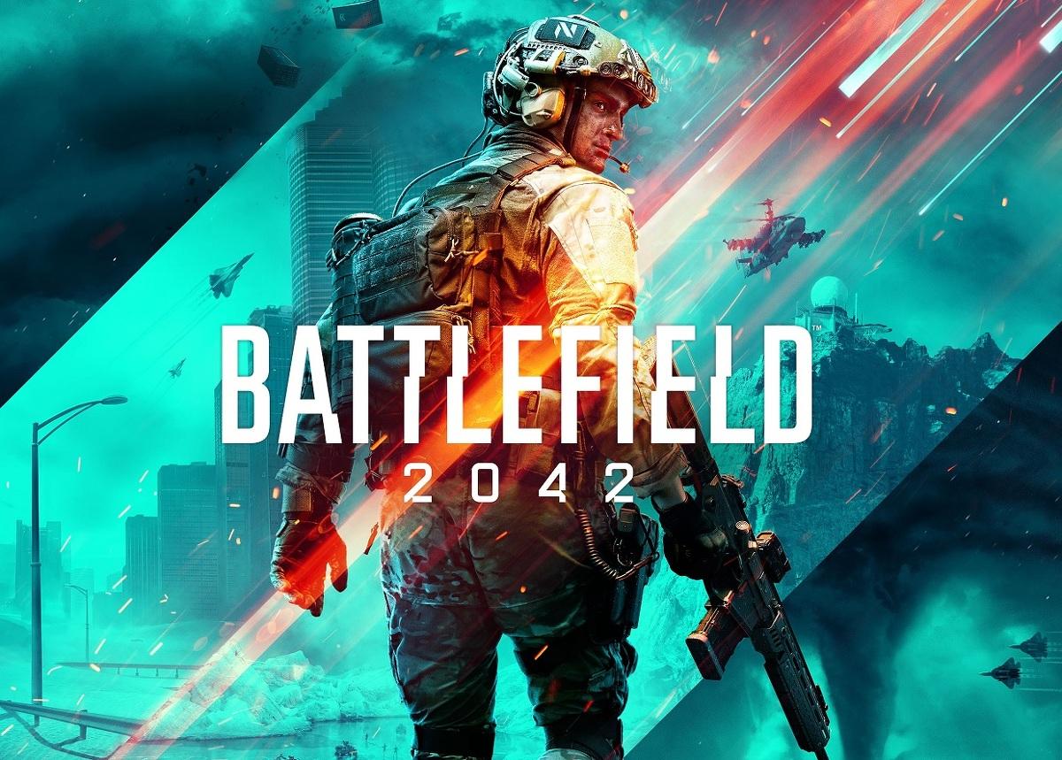 Battlefield 2042 - okładka
