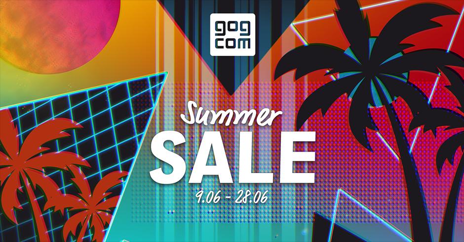 Summer Sale GOG