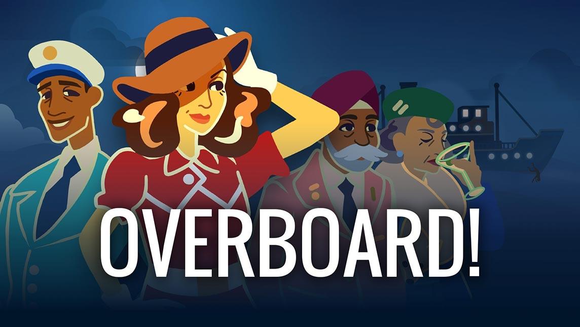 Overboard - Logo