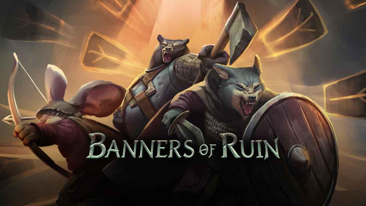 Premiera Banners of Ruin na PC i Nintendo Switch