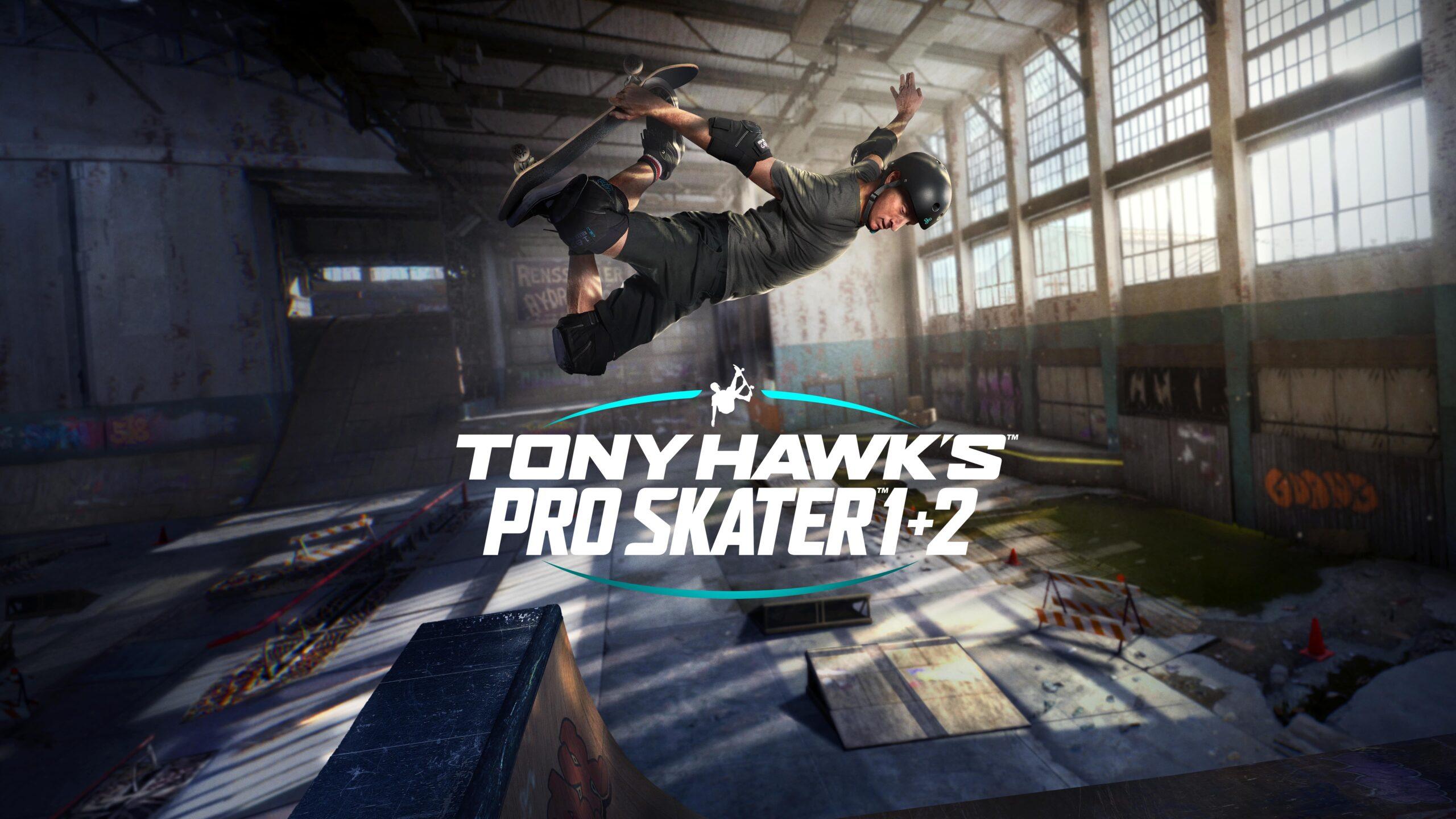 Tony Hawk - okładka