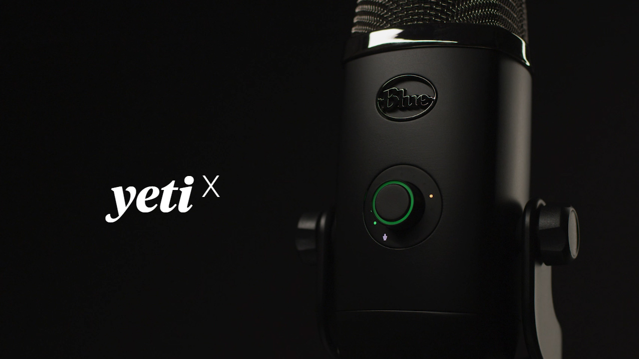 Mikrofon Blue Yeti X
