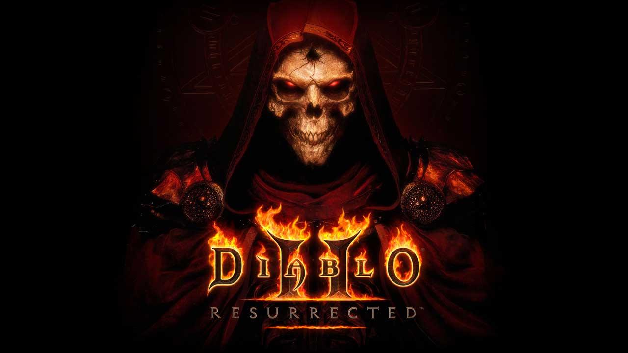 Bata Diablo II: Resurrected