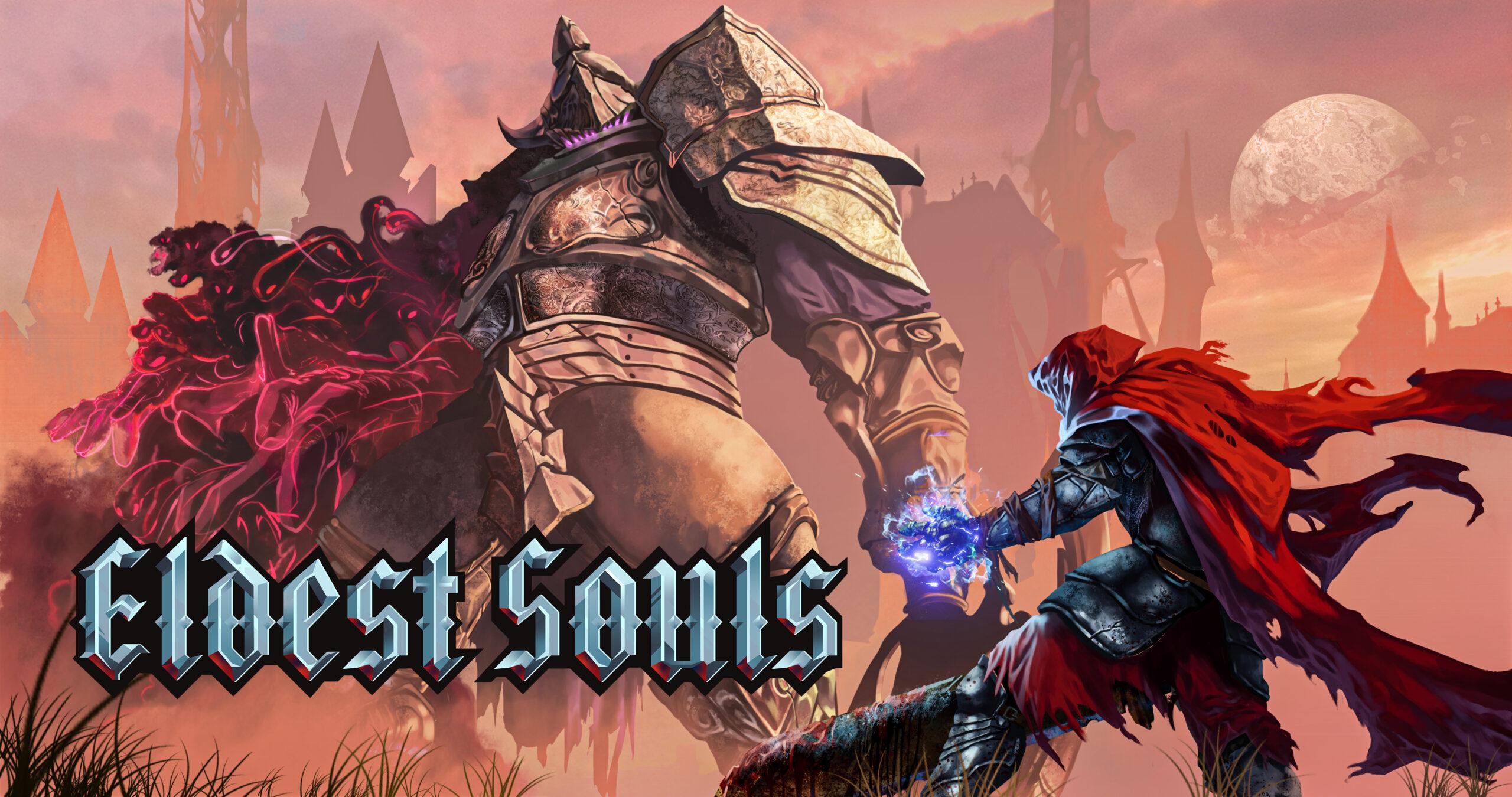 Eldest Souls - logo