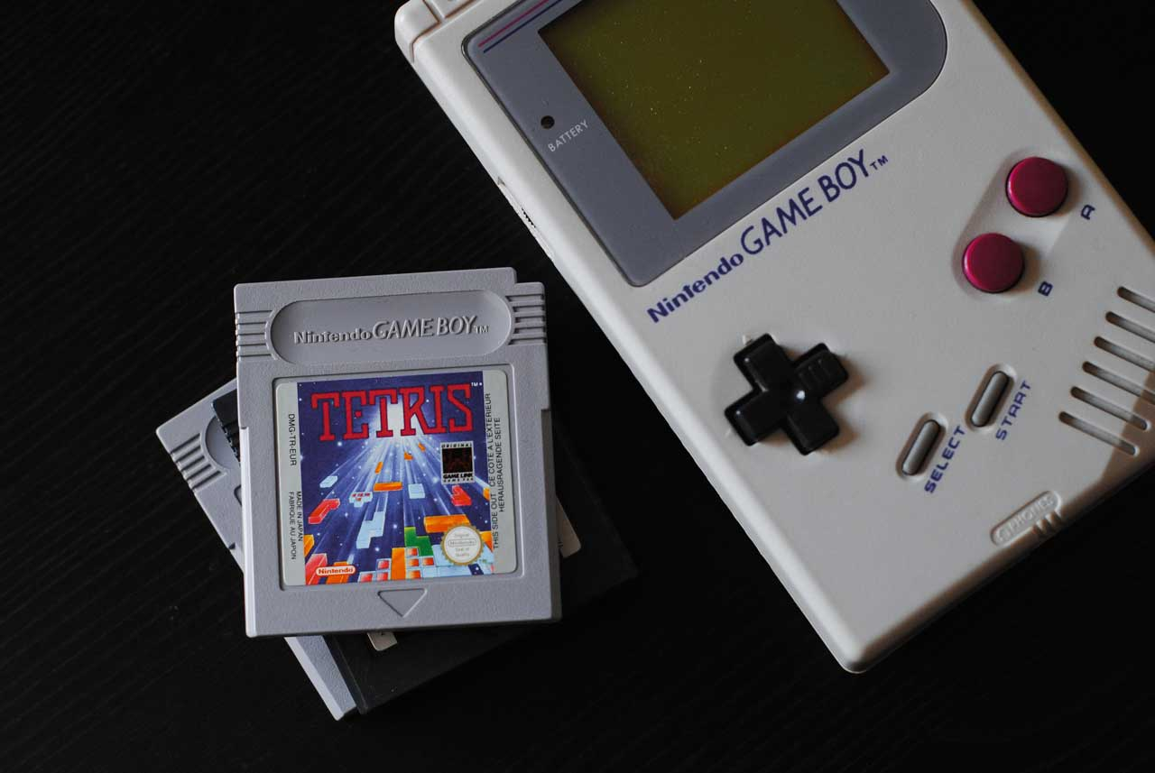 Game Boy w Nintendo Switch Online