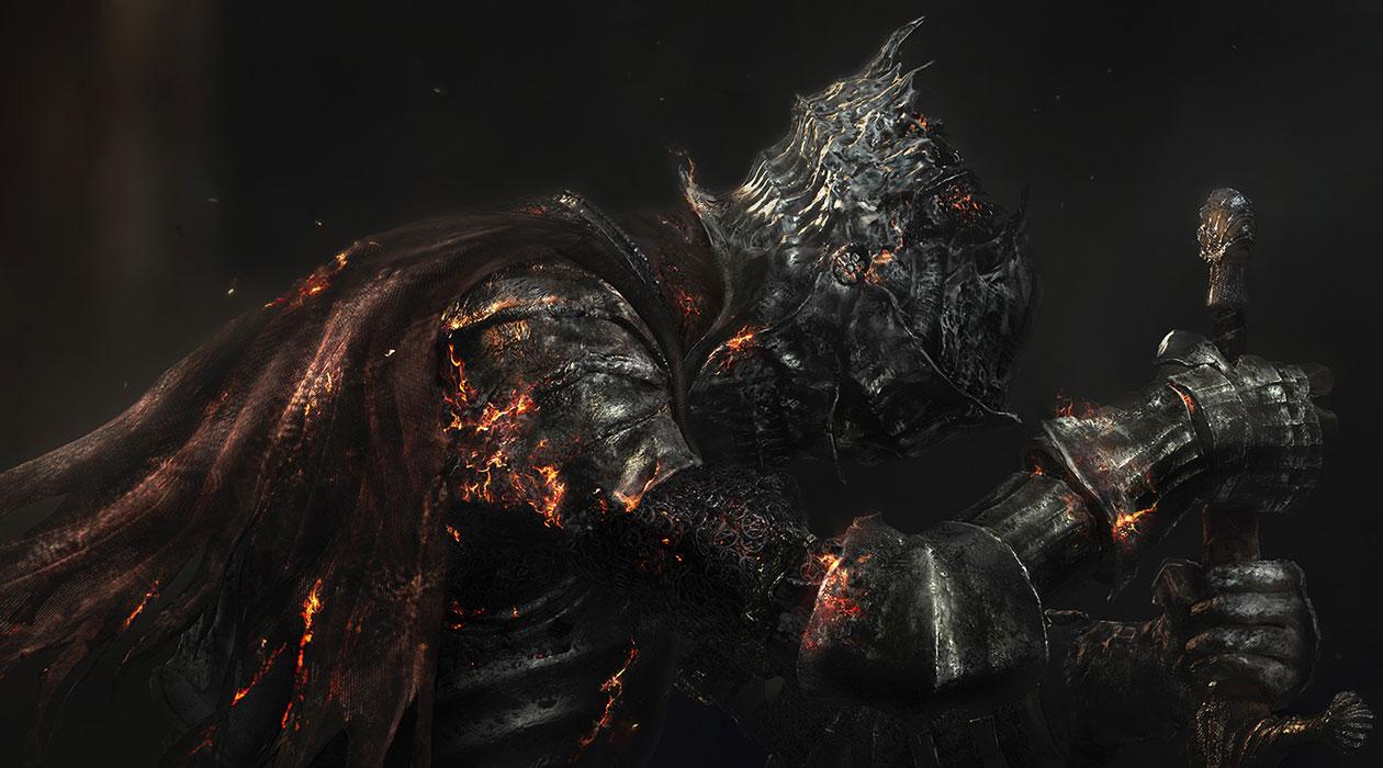 Dark Souls - cover