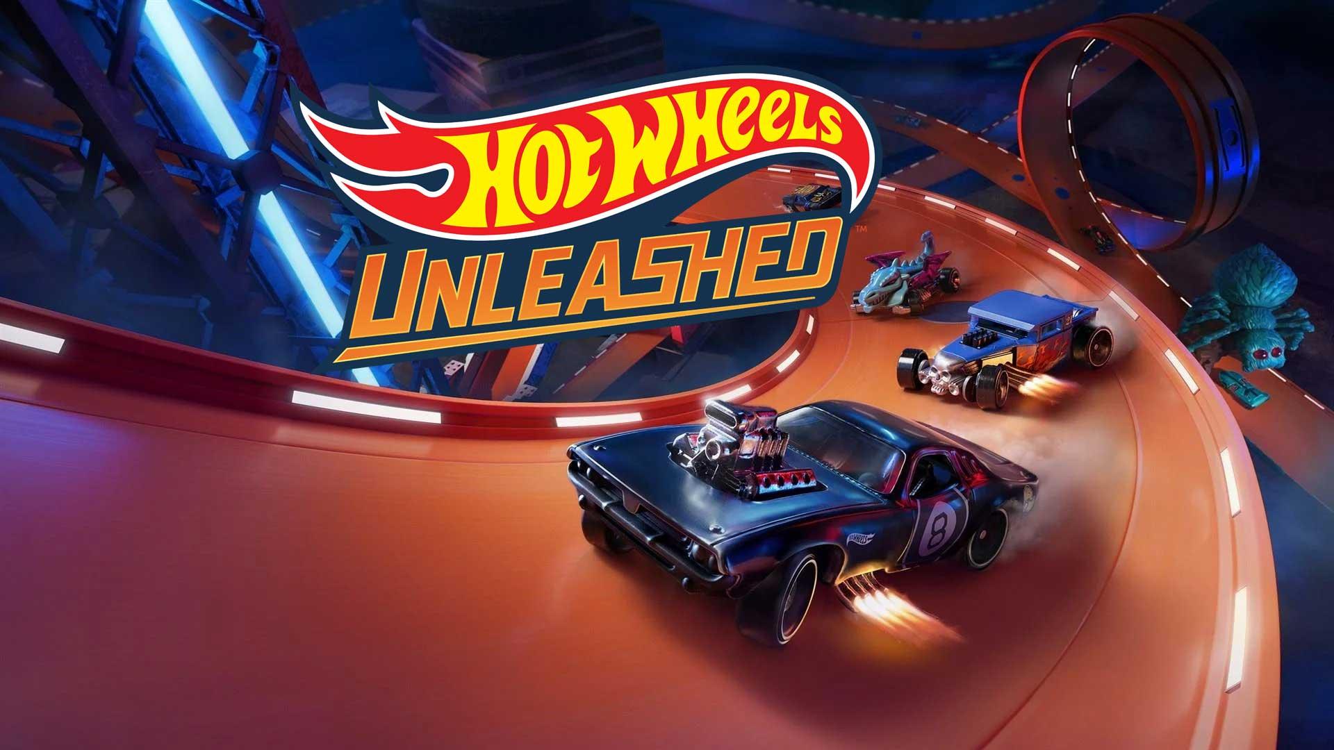 Hot Wheels Unleashed grafika promocyjna