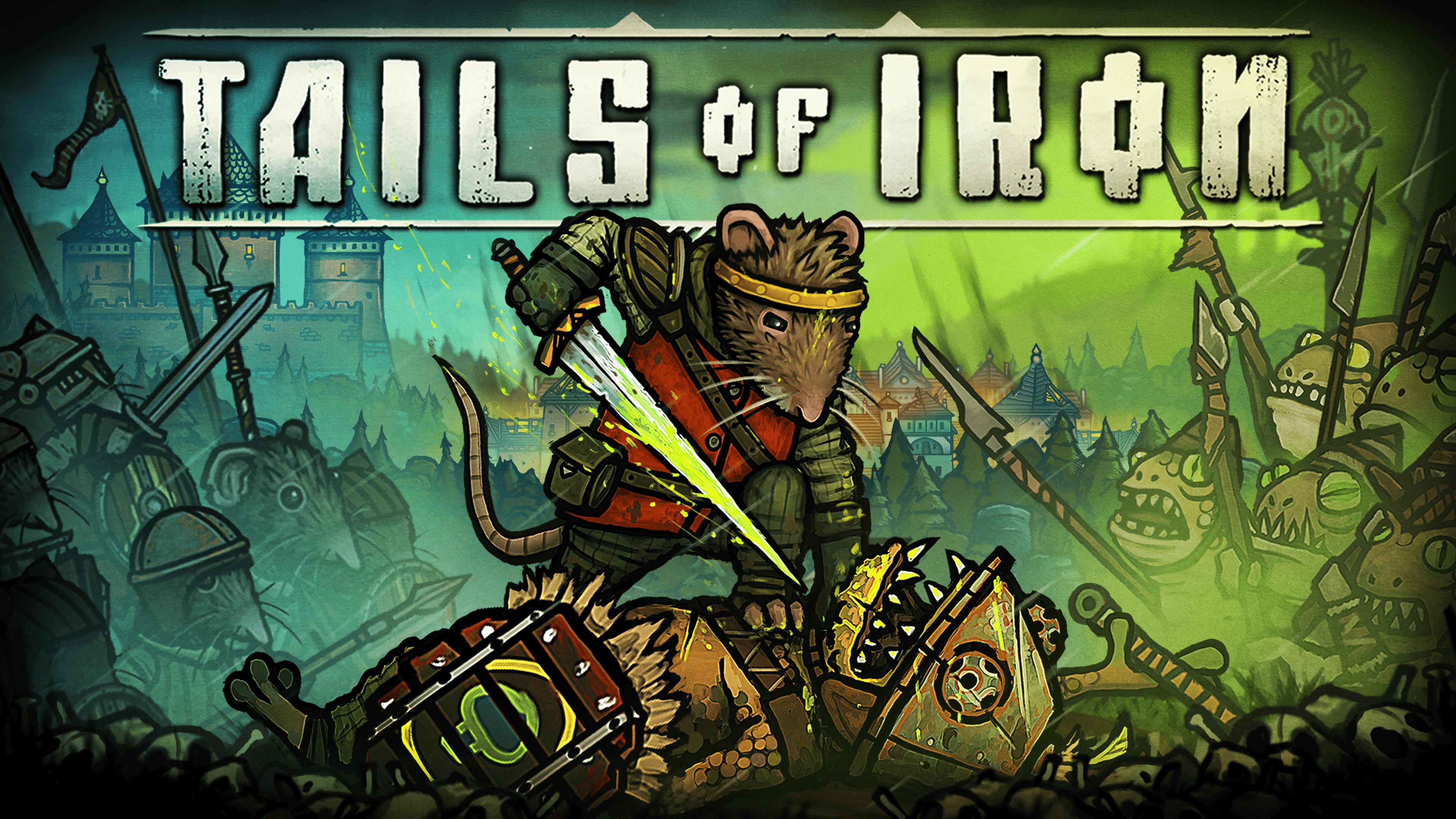 Tails of Iron - okładka